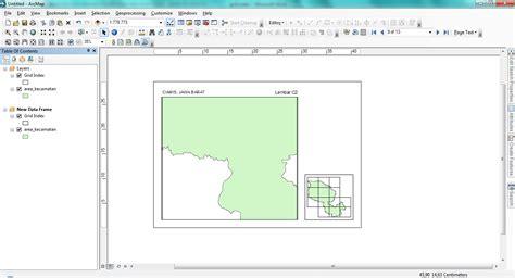 buat layout di arcgis membuat mapbook di arcgis info geospasial