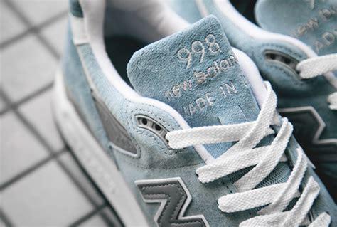 Harga New Balance 998 Made In Usa new balance 998 baby blue le site de la sneaker
