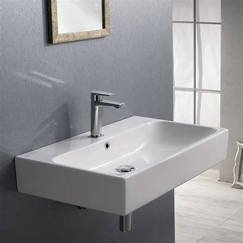 teardrop cer with bathroom cerastyle 080000 u by nameek s pinto rectangular white ceramic wall mounted or vessel bathroom