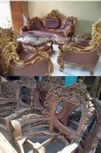 Kerajinan Ukir Kayu Jam Kapal Kerajinan Ukiran Souvenir Kayu kursi tamu barcelona calista kayu jati ukir kerajinan