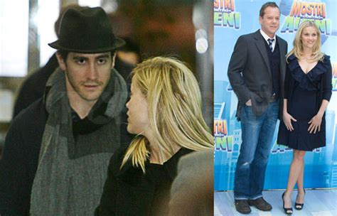 Jake Reese Still A by Photos Of Jake Gyllenhaal And Reese Witherspoon In Rome