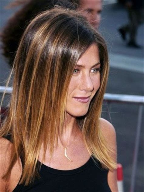 medium haircuts aniston aniston medium hairstyles inhaircuts