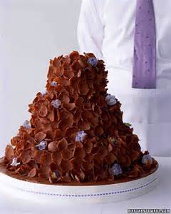 29 Chocolate Wedding Cake Ideas That Will Blow Your Guests