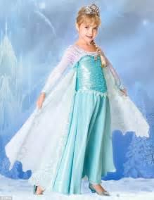 disney s elsa dress from frozen sells for over 1 000 on
