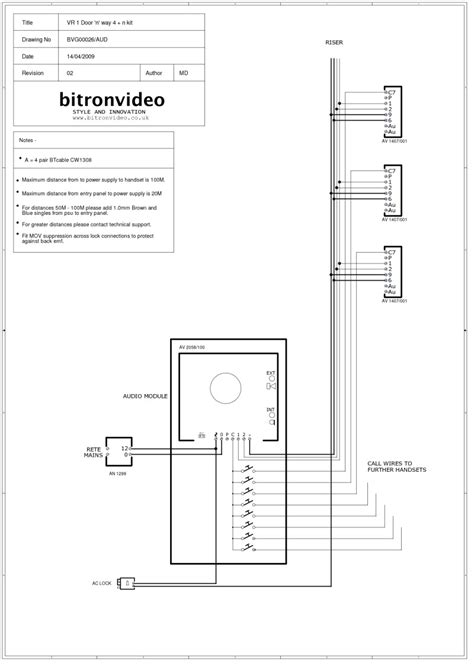 aiphone intercom wiring diagram 2 aiphone just another
