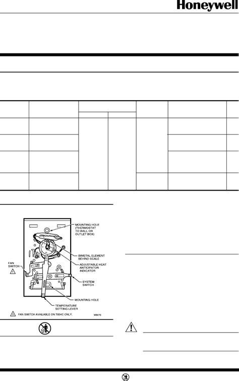Honeywell Heat Pump Thermostat Wiring Diagram - Diagram Stream