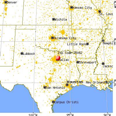 richardson texas zip code map 75082 zip code richardson texas profile homes apartments schools population income