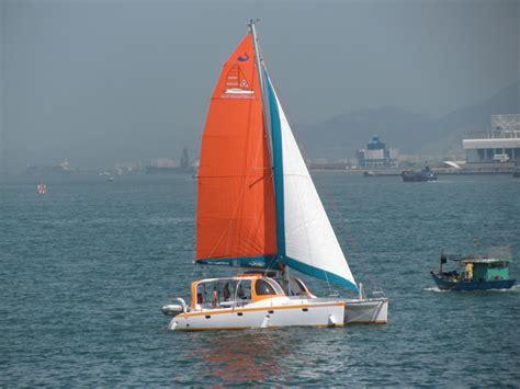 catamaran sailing hong kong sailing yachts archives hong kong yachts for sale