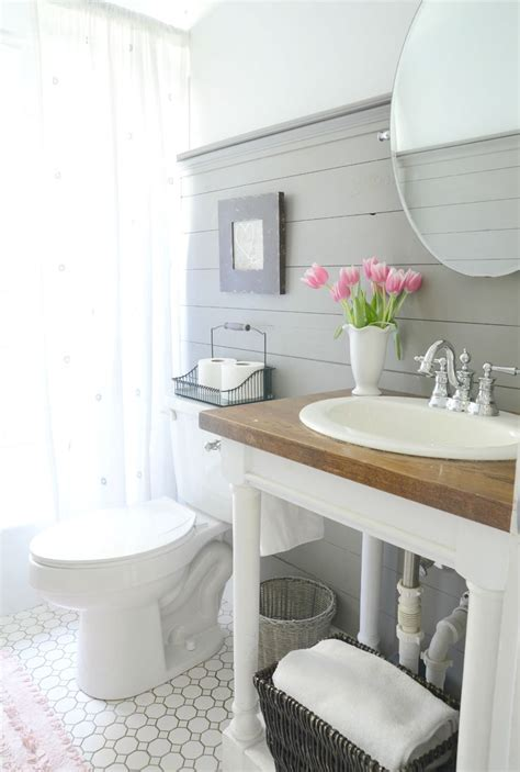 farmhouse bathroom 1000 images about bathroom ideas on pinterest farmhouse bathrooms bathroom vanities and