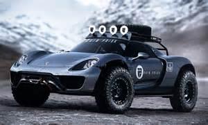 Porsche Spyder Hybrid The Offroad Porsche 918 Spyder Cool Material