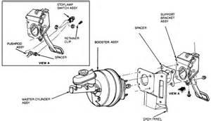 Check Brake System Mercury 2002 Ford Truck Explorer Sport 4wd 4 0l Efi Sohc 6cyl