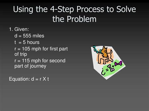 4 steps to solving your problem the only troubleshooting resource you will need books ppt solving math word problems powerpoint presentation