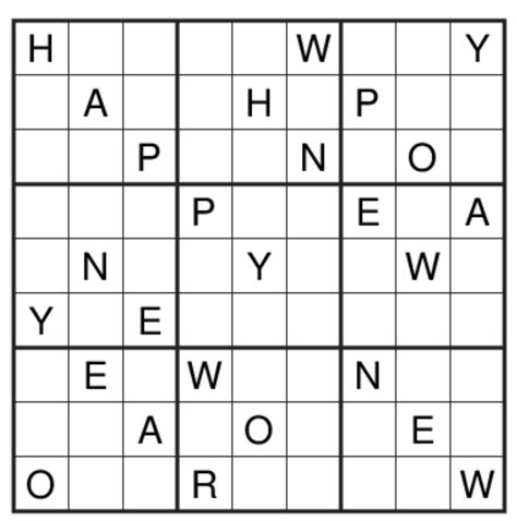 printable letter sudoku puzzles thread get set go