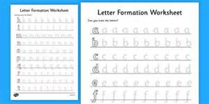 letter formation worksheets the gallery for gt printable letters font