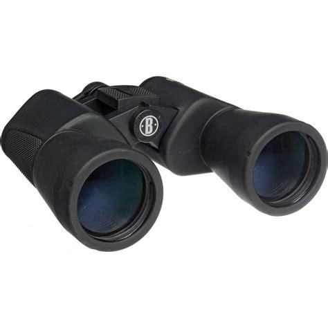 bushnell binoculars bushnell 10x50 powerview binocular black 131056 b h photo