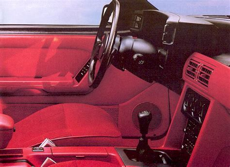 87 Mustang Interior by Timeline 1988 Mustang The Mustang Source