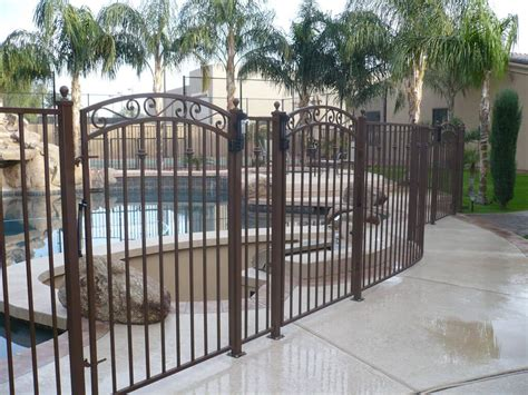 decorative fence definition decorative pool fence gates dcs pool barriers