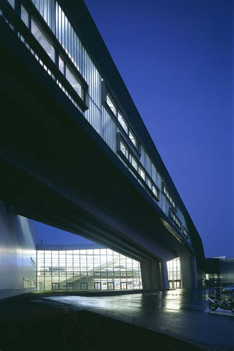 famous german architects bmw central building in leipzig germany by zaha hadid