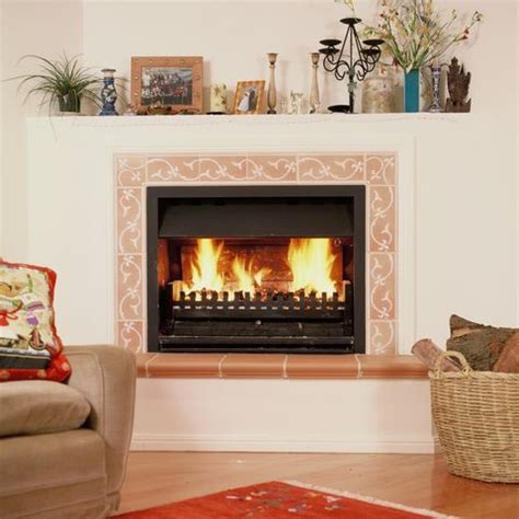 Open Wood Burning Fireplaces by Firefox Fireplace Systems Brilliantly Effective