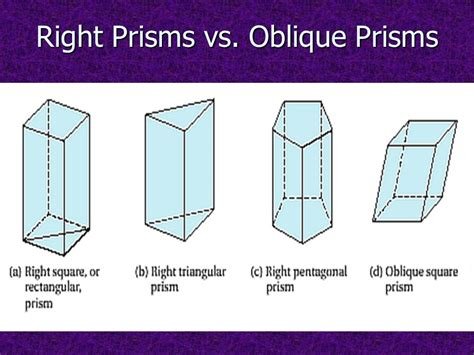 right section of a prism areas and volumes of prisms ppt video online download