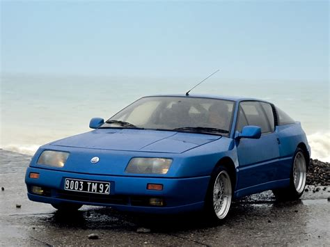 renault car 1990 1990 renault alpine gta v6 turbo quot le mans quot r 233 volution