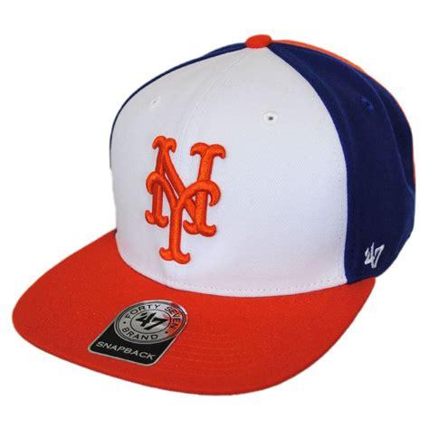 47 brand new york mets mlb amble snapback baseball cap mlb