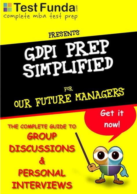Exams After Mba by Test Funda Gdpi Prep Simplified