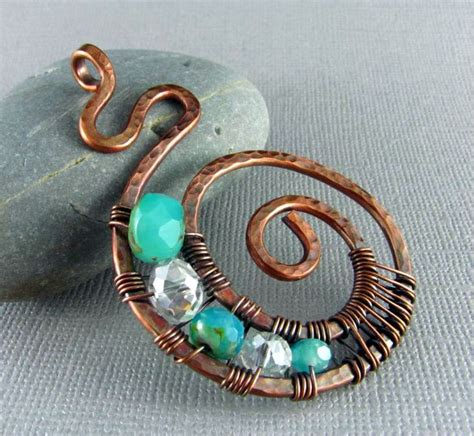 how to make copper jewelry from wire copper jewelry jewelry