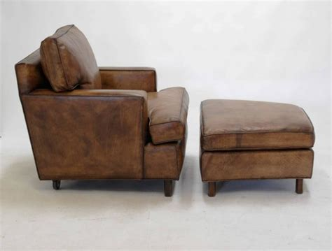 monroe leather chair and ottoman club chair and ottoman home design ideas and inspiration