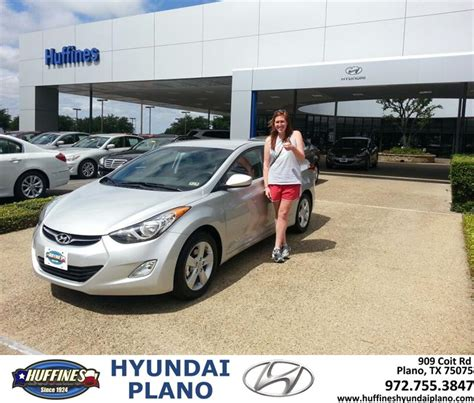 Huffines Hyundai by Huffines Hyundai Plano Thank You To Davies On The