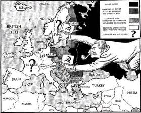 Truman doctrine international developments in the post world war 2