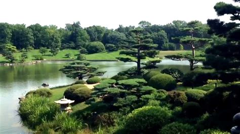Quot Japanese Garden Quot Chicago Botanic Garden Youtube Japanese Botanical Garden
