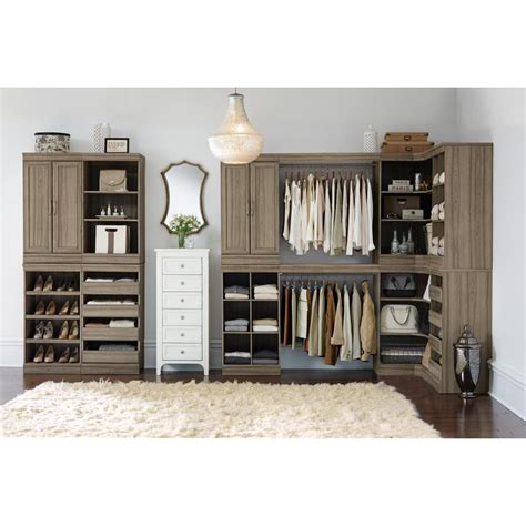 home depot storage cabinets wood home decorators collection manhattan open modular wood
