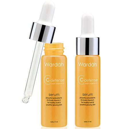 Harga Wardah Serum C Defense harga wardah c defense serum murah indonesia priceprice