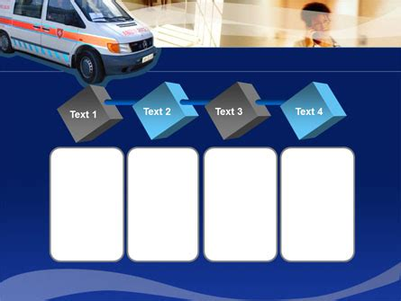 Ambulance Powerpoint Template by Ambulance Powerpoint Template Backgrounds 00014