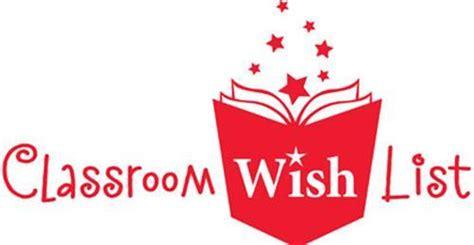 classroom wish list template classroom wish list st ignatius parish school