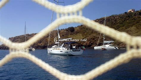 cabin charter eolie sulle tracce di omero cabin charter eolie