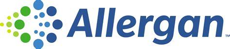 logo size for allergan logos