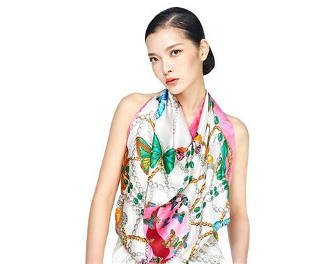wensli s silk scarves large square