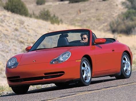 porsche 911 convertible porsche 911 carrera cabriolet 996 1998 1999 2000