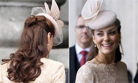 Flechtfrisur Hochzeitsgast by Royal Style Kate Middleton S 19 Best Hair Moments Hello Us