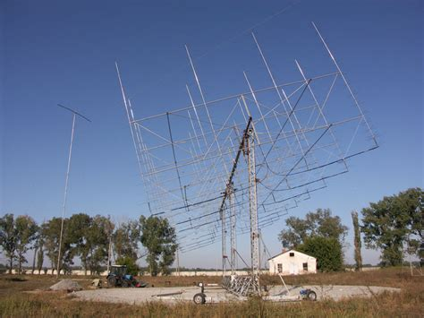 jim heath w6lg shares a of one of the largest ham radio antennas qrz now radio