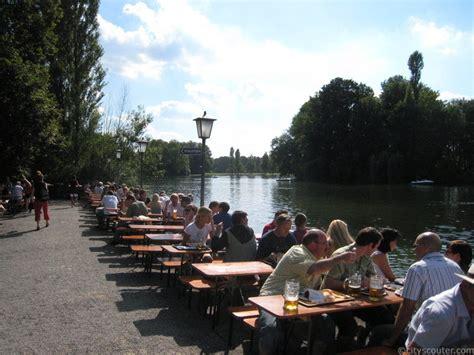 Biergarten Am See Englischer Garten München by Seehaus M 252 Nchen Bilder Fotos