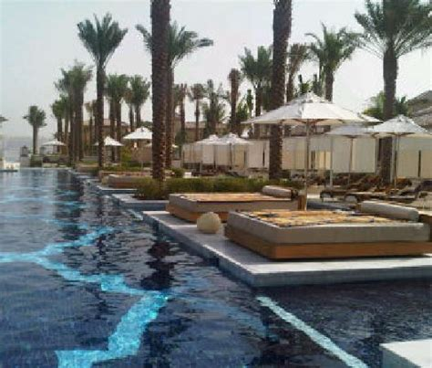pool beds the pool side beds picture of one only the palm dubai
