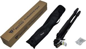 Weifeng Professional Tripod With Ballhead For Digital Camcorder weifeng professional tripod for camcorder wf675