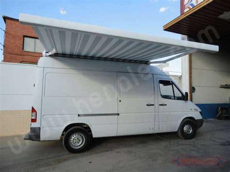 toldos para furgonetas furg 243 n con toldo autom 225 tico carrocer 237 as henales