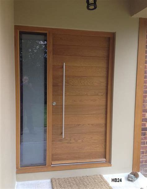 Contemporary Oak Front Doors Jonathan Elwell Gallery