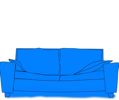 couch svg blue couch png svg clip art for web download clip art