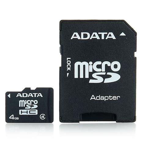 Micro Sd V 4 Gb micro sd karta 4 gb adata