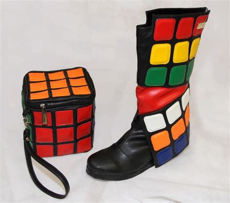 tutorial rubik 3x3 bag 2 rubik s cube bag and boots products i love pinterest